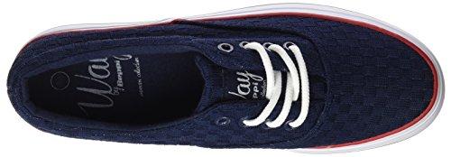 navy Mujer Azul Shoe Canvas Zapatillas Deporte Beppi Para Blue De YUZxx4