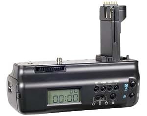 Jenis J-C50D-P-B Professional Battery Grip for Canon 20D/30D/40D/50D (Black)