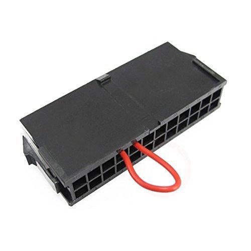 XSPC ATX PSU Bridge Tool (24 Pin), Black