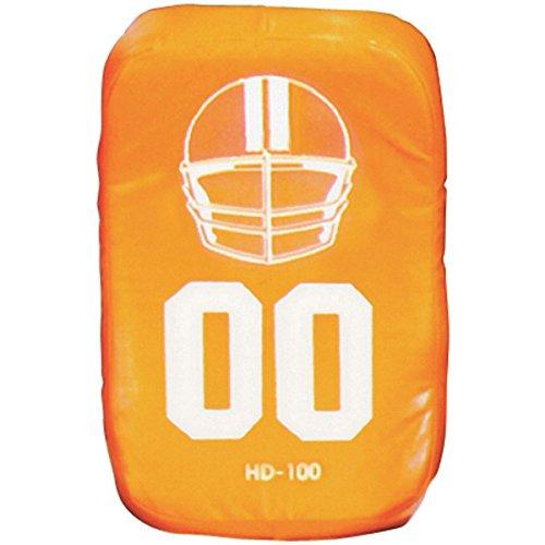 Fisher HD100 Curved Football Blocking Body Shield Black. (Black, HD-100) ()