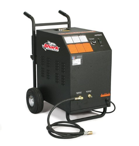 Shark HP-5030D 120 Volt Electric Powered/Diesel Heated Commercial Series Heater Attachment ()