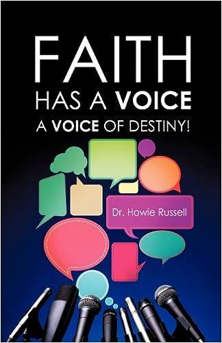 Faith Has a Voice: Howie Russell: 9781624192043: Amazon com