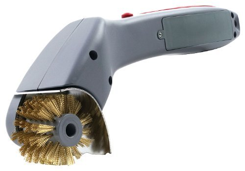 grill brush motorized - 7
