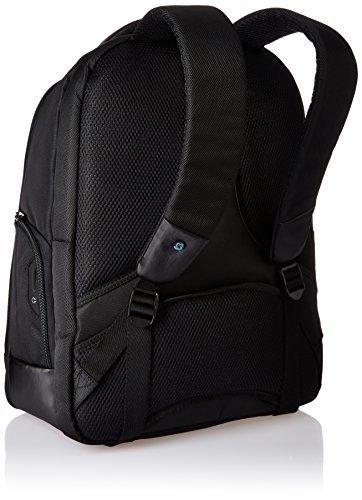 Samsonite Vectura Rucksack für Laptop bis 40,6 cm (16 Zoll) grau Black