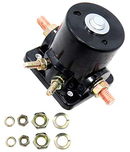 Aitook Starter Solenoid Relay for OMC Evinrude 115HP Motor 1987-2006
