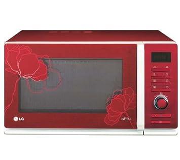 LG MH6889PC, 2250 W, Rojo, 508 x 400 x 290 mm, 14500 g, 358 x 364 ...