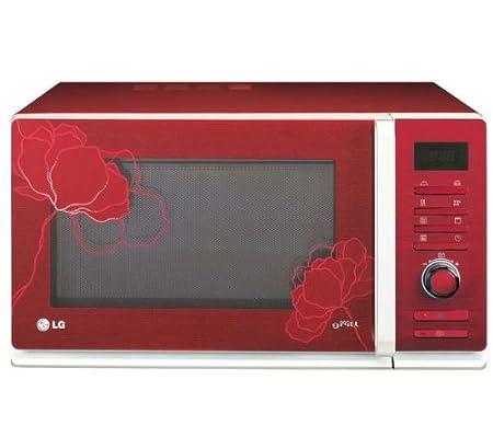 LG MH6889PC, 2250 W, Rojo, 508 x 400 x 290 mm, 14500 g, 358 ...