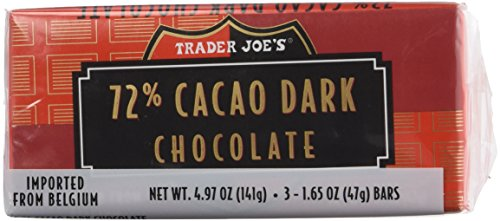 Trader Joes Cacao Belgian Chocolate