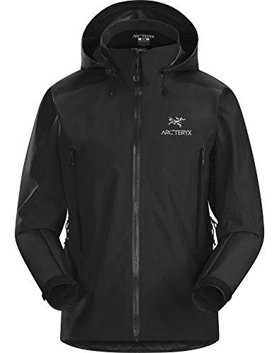 Arc'teryx Men's Beta AR Jacket - Black - XL - Arcteryx Beta Ar Jacket