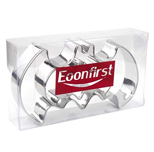 Eoonfirst Bat Cookie Cutter Set of 2 Size ()