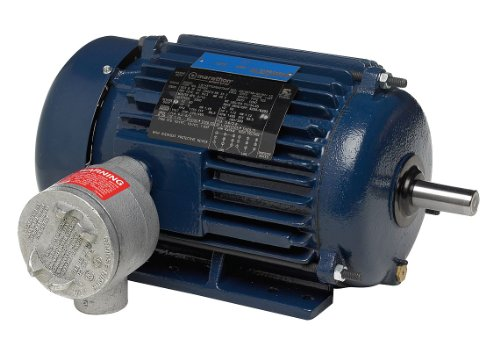 Marathon Electric/Regal Beloit - 449TTGS16585-200 HP Hazardous Location Motor, 3-Phase, 1190 Nameplate RPM, 460 Voltage, Frame - Hazardous Motor Location