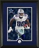 Dallas Cowboys Dez Bryant Canvas Print Frame