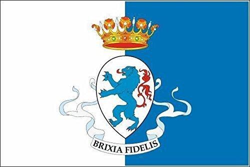 U24Bandiera Bandiera Brescia Boot Bandiera qualità premium 60x 90cm