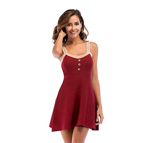 Damen Kleid Abendkleid Cocktailkleid Jerseykleid Skaterkleid ...
