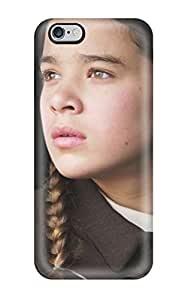 Hot True Grit Hailee Steinfeld First Grade Tpu Phone Case For Iphone 6 Plus Case Cover
