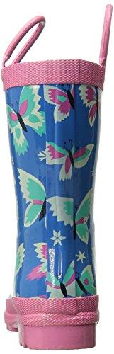 Hatley Fall Winter 15-butterflies, Mädchen Stiefel Blau