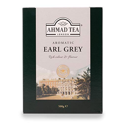 Ahmad Tea Aromatic Earl Grey Tea 500 g