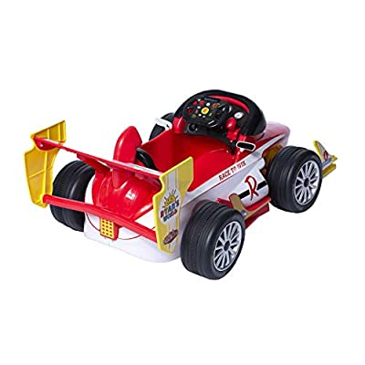 6 Volt Ryan's World Ryan Racer Battery Powered Rideon w/Forward and Reverse: Toys & Games