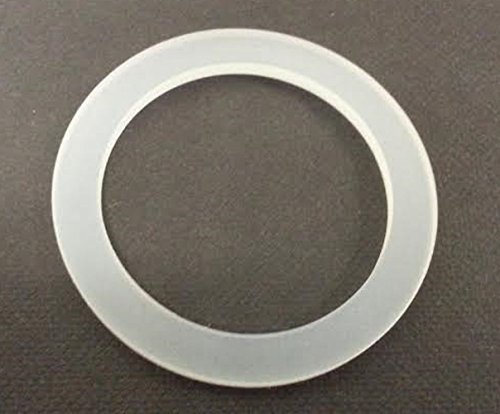 Alessi Seal Original Cafetiere, Replacement Gasket, for the 3 Cup Stovetop Coffee Makers, AAM33/3 art. 201162
