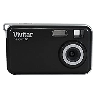 Vivitar 5.1 Megapixel Digital Camera With TFT Screen, Colors and Styles May Vary