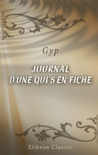 Journal d'une qui s'en fiche (French Edition) Text fb2 ebook