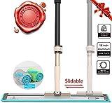 """18"""" Professional Silva Microfiber Mop Pads"""