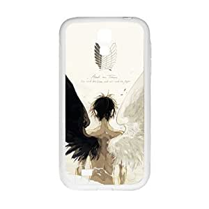 Angel boy Cell Phone Case for Samsung Galaxy S4