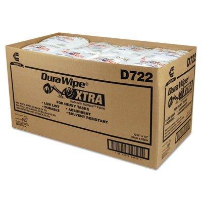 CHID722 - Chix Durawipe General Purpose Towels, 12 X 13, ()