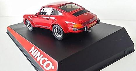 SCX Scalextric Slot Ninco 50348 Porsche 911 SC 1977 Rojo: Amazon.es: Juguetes y juegos