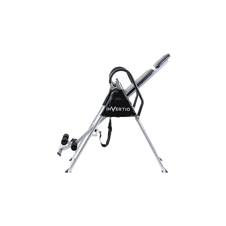 Invertio Inversion Table Back Stretcher Machine for Pain Relief Therapy