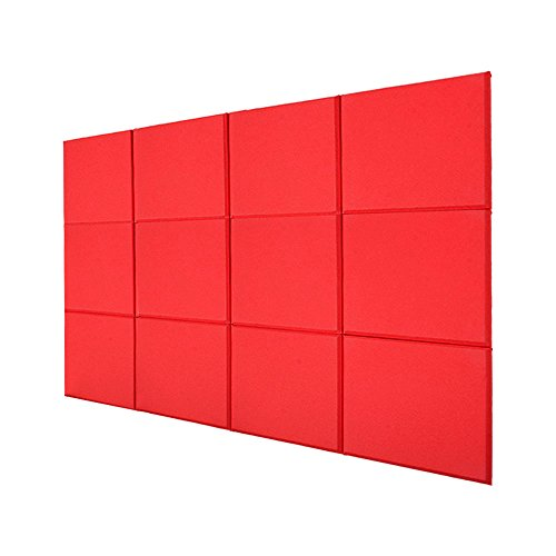 bqlzr-30x30x25cm-red-fiberglass-acoustic-home-studio-soundproof-panel-tiles-pack-of-12