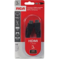 VOXX VH3HHR / 3FT HDMI TO HDMI M/M CABLE CONNECTS HDMI TO AUDIO VIDEO SOURCE