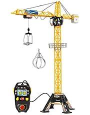 Dickie Toys elektrische kraan met afstandsbediening