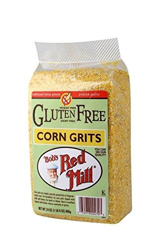 Bob's Red Mill Gluten Free Corn Grits / Polenta, 24 Ounce ...