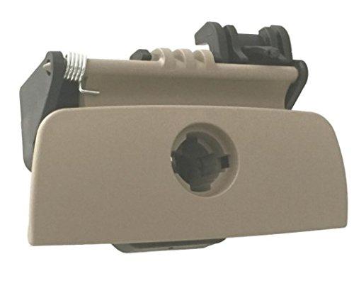 DELPA CL5436 - Glove Box Lock Latch Compartment Handle - Beige - Fits: 2005 thru 2009 Buick LaCrosse or Allure - Buick Glove Box