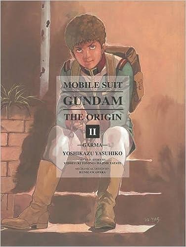 Mobile Suit Gundam: The Origin 2 : Garma
