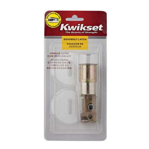 Mobile Home Replacement Doors Exterior: Kit Mobile Home Exterior Deadbolt Conversion Kit Exterior
