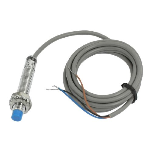 SMAKN® Dc 3-wire 6-36v 300ma 2mm PNP No Approach Sensor Proximity Switch (Inductive Proximity Sensor)