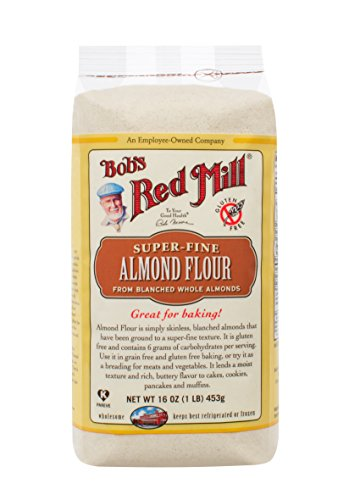 Bobs Red Mill Almond Meal/Flour, 16 Ounce