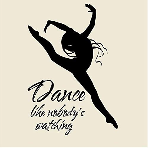 Recollections DANCE Stickers JUST DANCE BALLET NEW