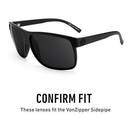 Mirrorshield Revant para Opciones Zipper Elite de múltiples Sidepipe repuesto Von Lentes Dorado Polarizados — ZwrZqg