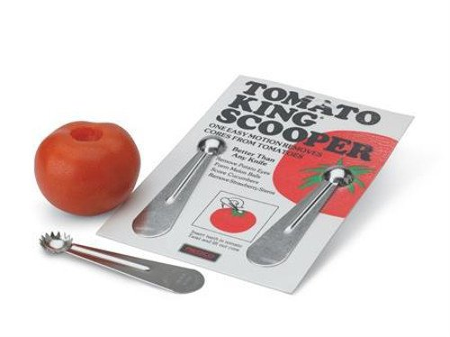 Redco Tomato King - Vollrath Redco (1400) Tomato King Scooper (4 1/4-Inch, Stainless Steel)
