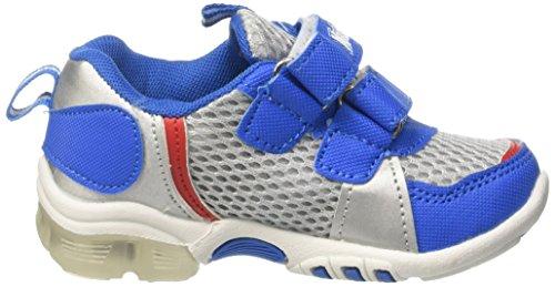 MASHA E ORSO S15700waz - Patucos de Material Sintético para niño azul Size: turquesa