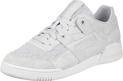 Reebok W/O Lo Plus Cold Pastel W Schuhe Grau Weiß