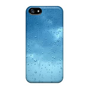 Series Skin Case Cover For Iphone 5/5s(rain)