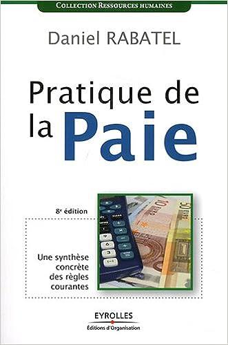 Lire Pratique de la paie pdf