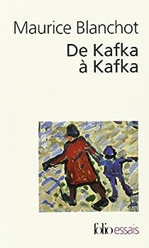 De Kafka à Kafka par Blanchot