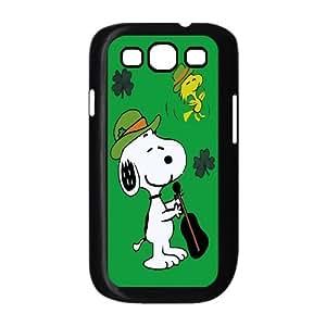 [AinsleyRomo Phone Case] For Samsung Galaxy S3 -Cute Dog Snoopy-Style 19