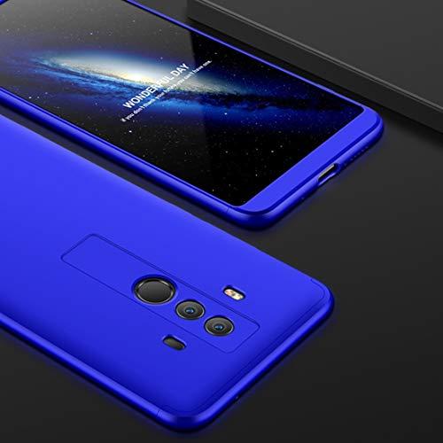 SANHENGMIAO COVER para el teléfono Celular Huawei para Huawei Mate 10 Pro Chasis de PC de Cobertura Total para empalmes de...