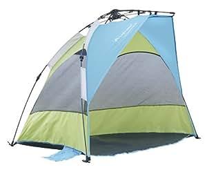 Lightspeed Outdoors Seaside Pop Up Sun Shelter Tent, Green/Blue